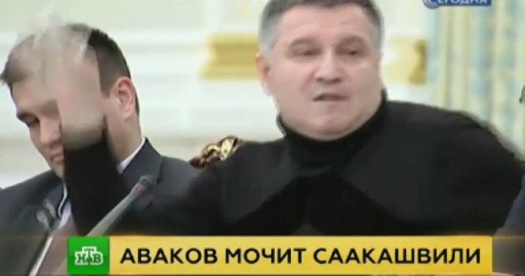 п нтв аваков саакашвили термобелье CRAFT