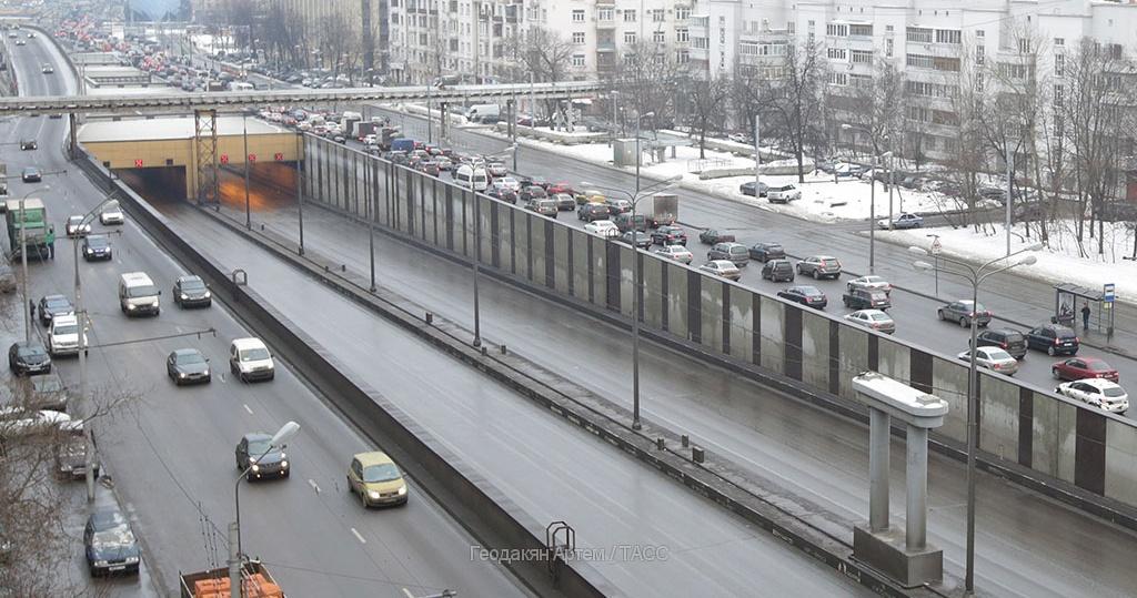 После противоаварийных работ в Москве открылся Волоколамский тоннель