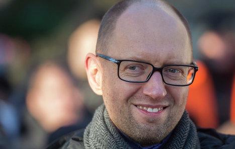 Яценюк: на всей Украине вводится режим чрезвычайной ситуации