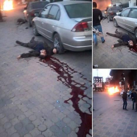 Сводка событий в Сирии за 26 января 2015 года