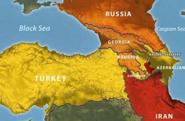 Иран - Турция