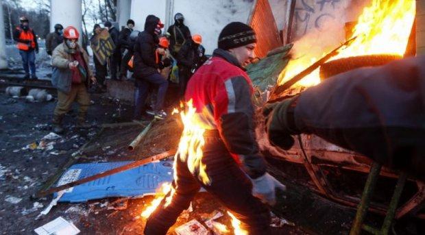 Кредо Киевской Хунты: жертвоприношение населения Украины