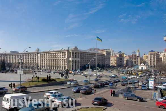 Армия Украины начала массово отбирать машины в Киеве