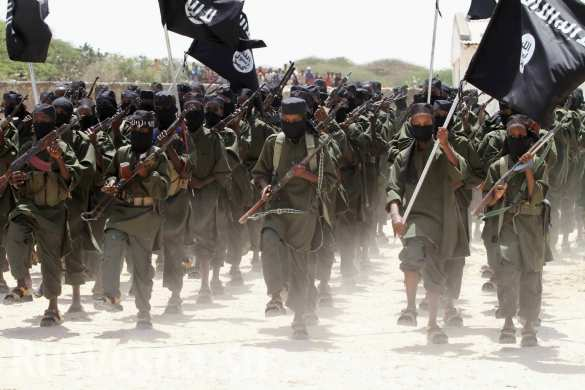 Боевики Северного Кавказа дали присягу «Исламскому государству»