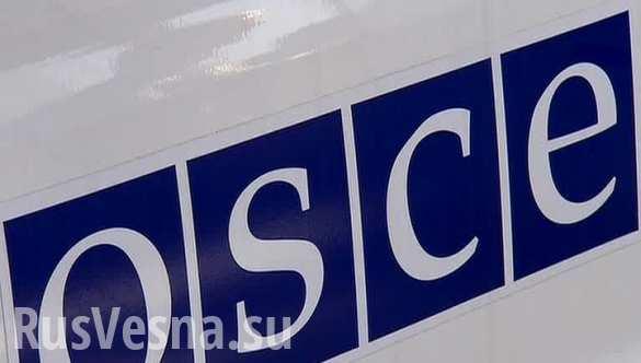 Офис ОБСЕ в Киеве замалчивает и блокирует информацию, полученную на Донбассе
