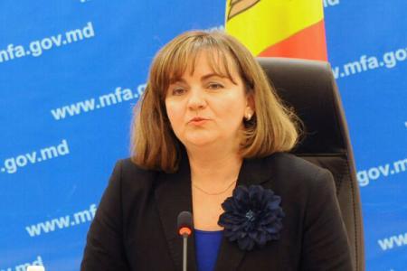 Премьер Молдовы Наталья Герман направилась на переговоры в Брюссель