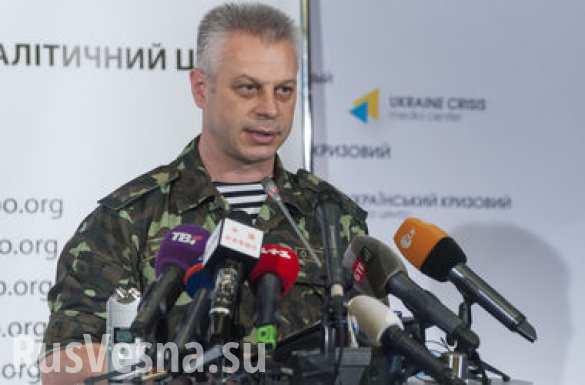 Российские Су-25 «нарушили воздушное пространство Украины в Крыму» — спикер «АТО» Андрей Лысенко