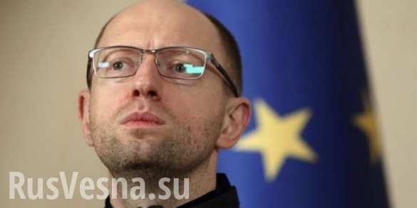 Яценюк: Украина не может платить по долгам