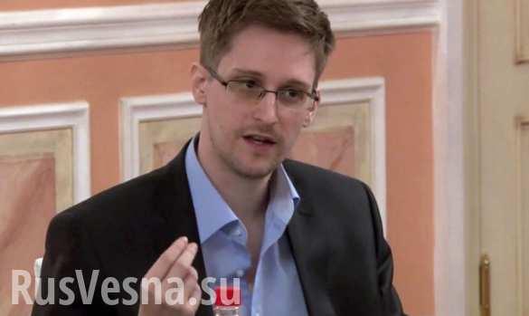 Франция задумалась над предоставлением убежища Сноудену и Ассанжу