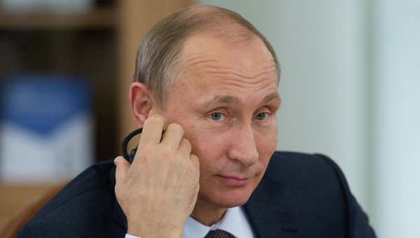 Робертс: Путин отвечает вежливостью на провокации Запада