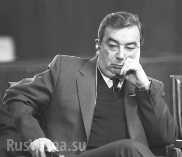 Скончался Евгений Примаков: ушёл из жизни экс-премьер РФ, развернувший Россию с запада на восток | Русская весна