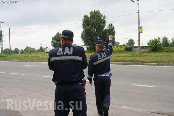 Первые плоды реформ «одесских грузинов»: хаос на дорогах | Русская весна