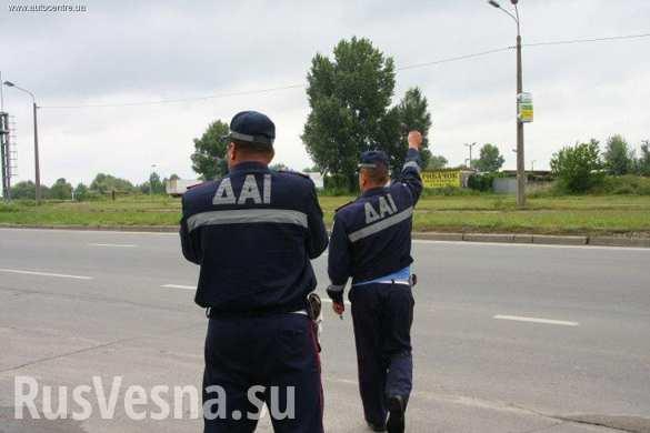 Первые плоды реформ «одесских грузинов»: хаос на дорогах