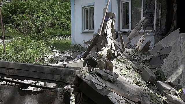 Минобороны ДНР: за сутки произошло 13 обстрелов территории республики