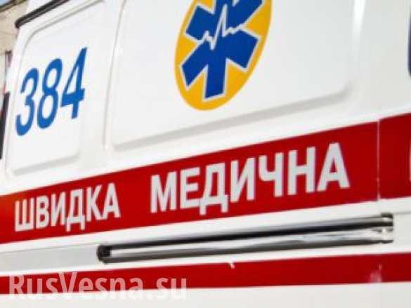 Украинским десантникам передали 4 реанимобиля
