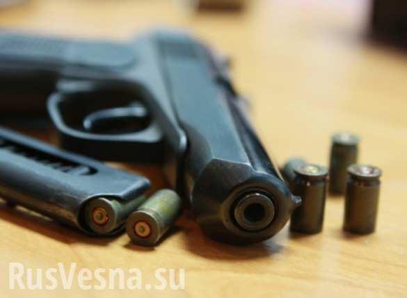 В ЛНР объявлен месяц добровольной сдачи оружия