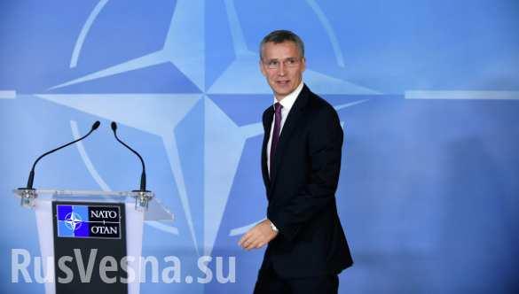 Генсек НАТО: C Россией можно разговаривать только с позиции силы