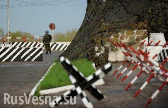 Транспортная блокада Донбасса усиливается: Жители ДНР вынуждены более суток ждать в километровых очередях выезда на Украину