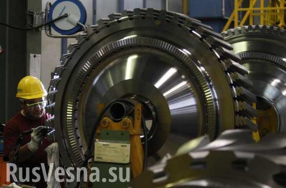 Несмотря на санкции Запада, электростанции Крыма получат турбины от Siemens