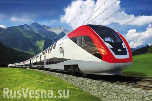 РЖД и Минобороны подписали договор о железной дороге в обход Украины