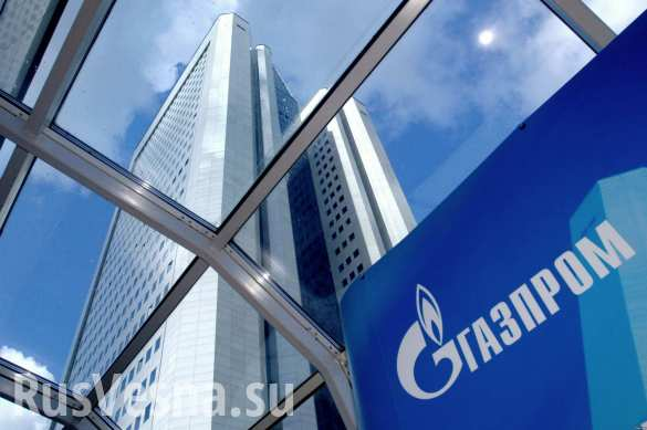 Без лишних слов и эмоций «Газпром» отключил Украине газ