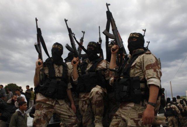 ИГИЛ против хуситов