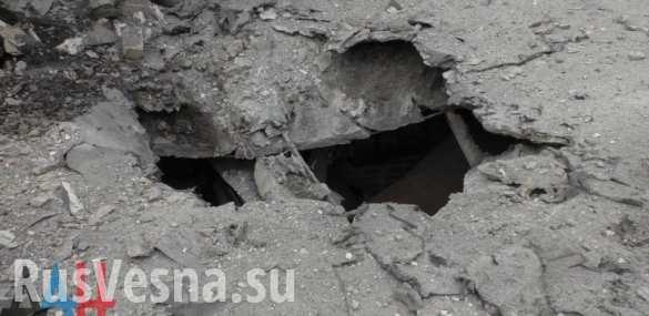 Украинские вооруженные силы выпустили по территории ДНР более 200 мин за сутки