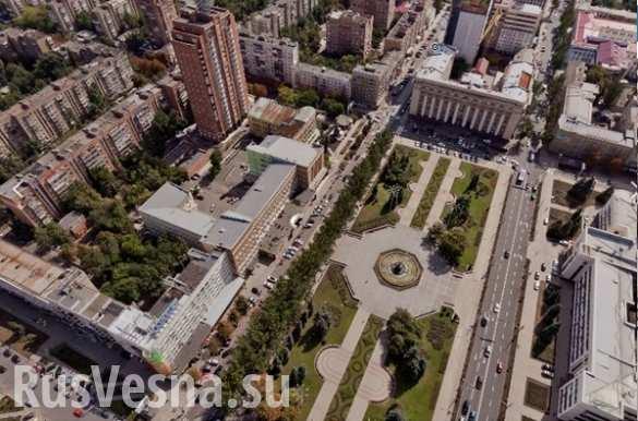Видеопрогулки по улицам Донецка (ВИДЕО)