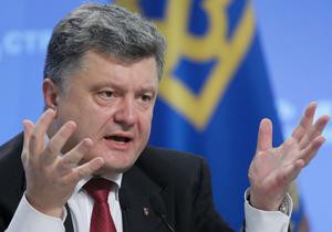 Порошенко пообещал эскалацию конфликта на Донбассе после выборов