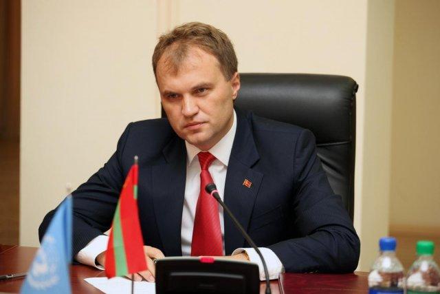 Президент ПМР Евгений Шевчук выслушал отчет о текущей ситуации на предприятиях по энергоснабжению