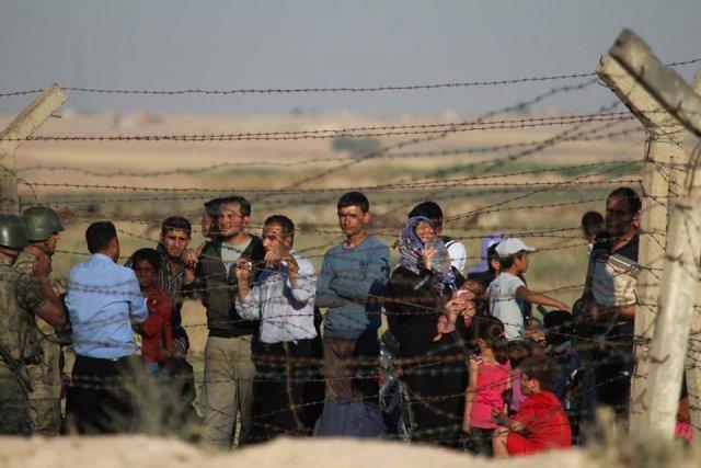 Сводка событий в Сирии за 1 июля 2015 года