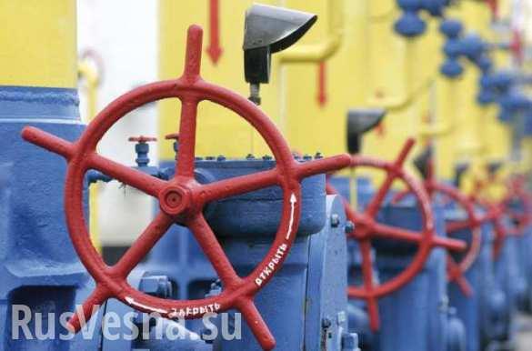 У Киева не оказалось денег на покупку газа в Европе