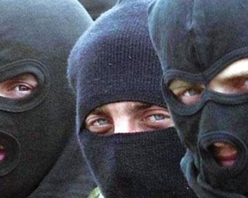 В Киеве запретили ношение балаклав