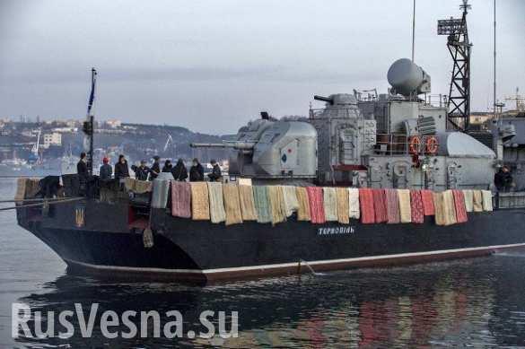 Анонс празднования Дня Военно-Морских Сил Украины: праздника не будет
