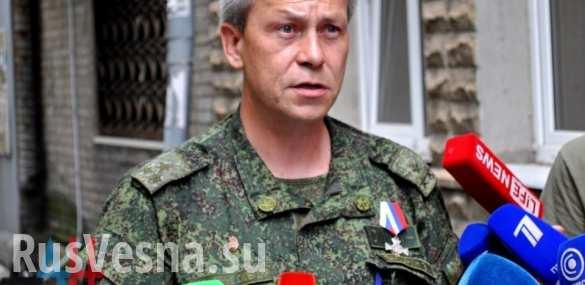 Басурин: режиму Порошенко не нужен мир и стабилизация обстановки на Донбассе (ВИДЕО)