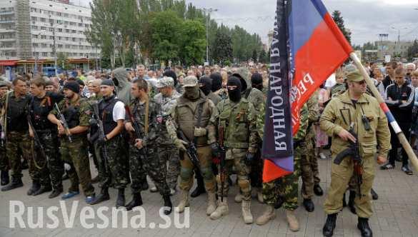 Два офицера украинского ГАИ перешли на сторону Ополчения