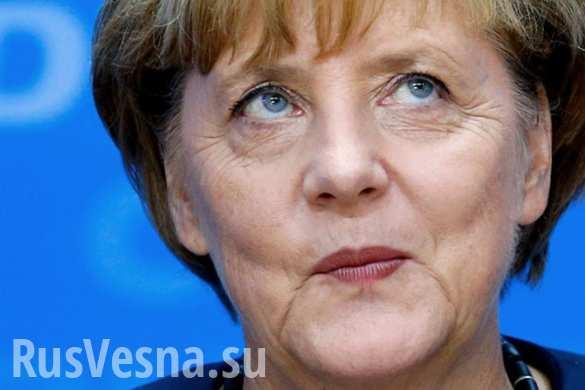 Меркель — сильно переоцененный политический карлик, — американский эксперт (ВИДЕО)