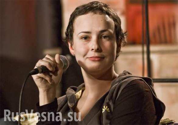 Чичерина посылает на Донбасс «Стрелу судьбы» (ВИДЕО)