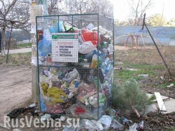 Для победы украинской армии надо собирать пустые бутылки