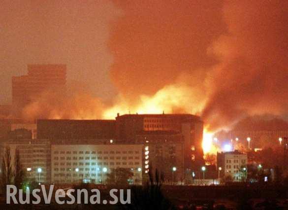 ВСУ пытались захватить Александровку (ВИДЕО)