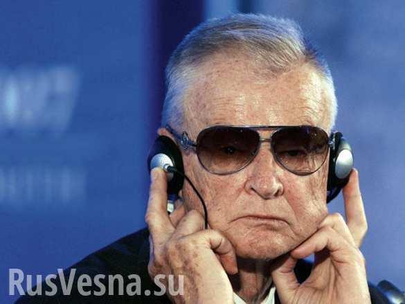 Бжезинский похвалил Гитлера за бескорыстие — не то, что Путин, который «стремиттся к богатству»
