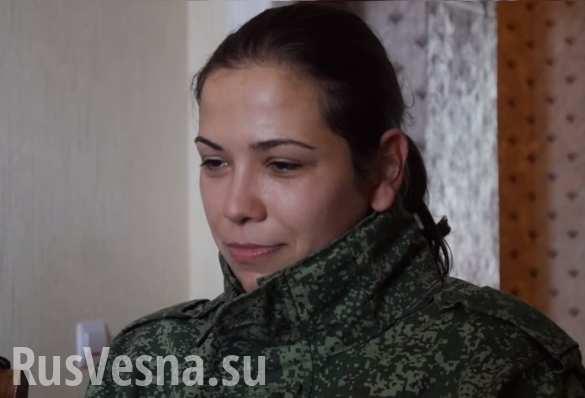 Доброволец из Сербии с позывным «Багира» (ВИДЕО)