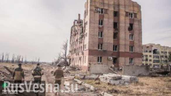 ОБСЕ за день насчитала около 150 взрывов около аэропорта Донецка