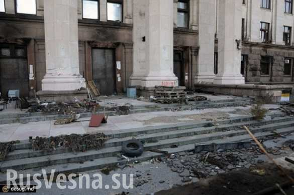 Одесский Дом профсоюзов станет штабом ВМС Украины