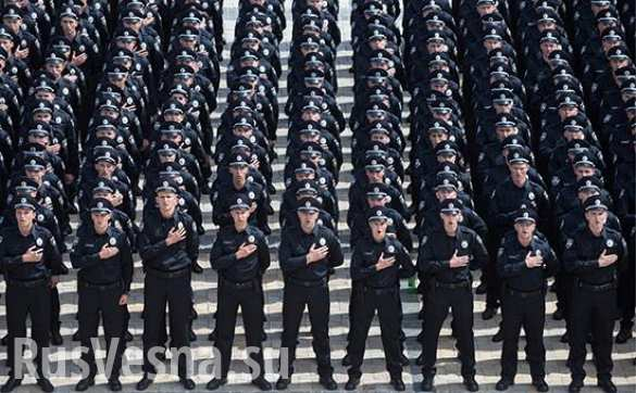 В Киеве заступила на дежурство новая патрульная полиция