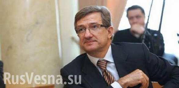 Экс-глава оккупационной «Донецкой ОГА» хочет вернуть себе милость Порошенко