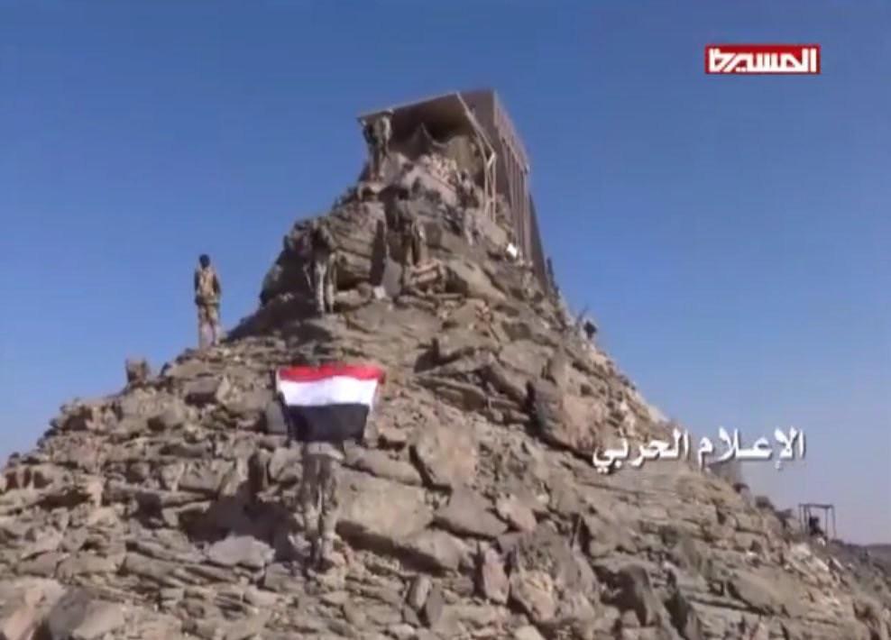 Бойцы Йеменской армии и отряды хуситов захватили базу в Саудовской Аравии