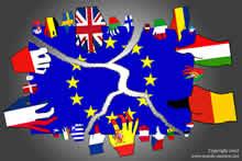 Европарламент заявил об угрозе распада Евросоюза