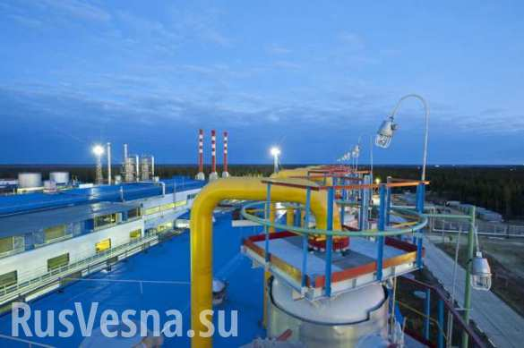 «Газпром» не будет полностью перекрывать транзит газа через Украину