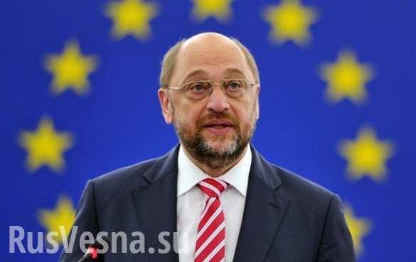 Глава Европарламента: ЕС находится под угрозой распада